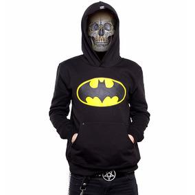 Sudadera Chamarra Superman Batman Capitan Dc Comics Unisex