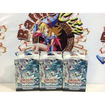 Yugioh Saga Of Blue-eyes White Dragon X3 Envio Gratis