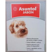 Jabón Asuntol Bayer Antipulga Garrapata Para Perro 100gr