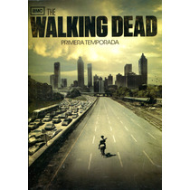 Box Set Dvd The Walking Dead Temporada 1 ( 2010 ) - Robert K