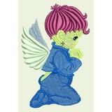 Coleção Matriz Bordados Infatil, Bebes, Crianças Anjos Angel