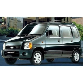 Manual De Servicio Taller Chevrolet Wagon R