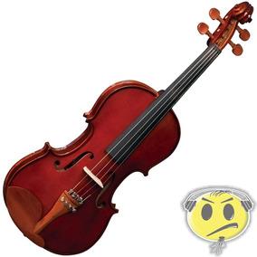 Violino Eagle Ve441 Estojo + Arco Breu - Loja Kadu Som