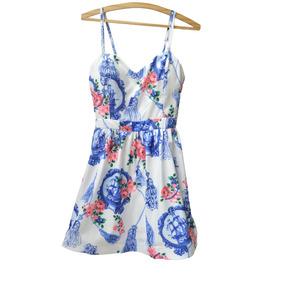 Vestido Feminino Lindo Florido