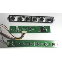 Teclado + Sensor Tv Aiko Fp-l4020