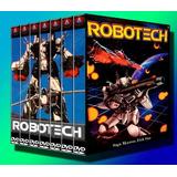 Robotech! La Serie Completa Dvd
