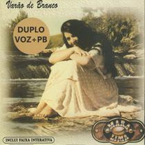 Cd Mara Lima - Varão De Branco - Cd Duplo Voz E Playback
