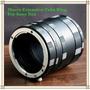 Tubos Para Macro Sony E Nex Camera A7 A7r A7s Nex-7 5t 6