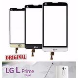 Tela Touch Lg L Prime Dual D337 Tv 100% Original + Garantia!