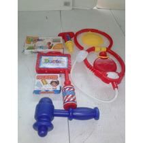 Set De Doctor Para Niños Juguete