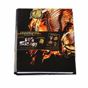 Journal Set - The Hunger Games Los Juegos Del Hambre Diario