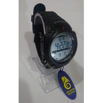 Relógio Atlantis Barato Digital Cronometro Prova D