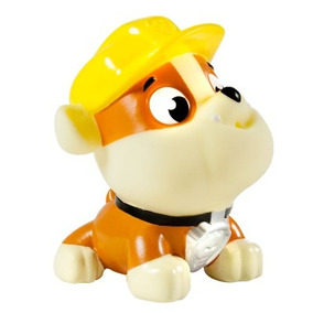 Brinquedo De Banho Patrulha Canina- Rubble 1307/20068429