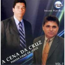 Cd Parada Firme Em Jesus - A Cena Da Cruz / Bônus Playback
