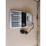 Calculadora Com Impressora Profissional Canon Mp11dx