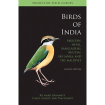 Libro Birds Of India: Pakistan, Nepal, Bangladesh, Bhutan, S