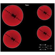 Anafe Whirlpool 4 Hornallas Vitroceramico Electrico Akt8090l