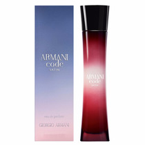 Armani Code Satin Edp 75ml Feminino   Lacrado 100% Original