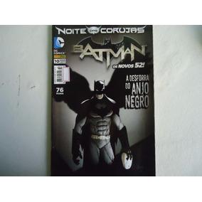 Marvel Noite Das Corujas Batman A Desforra Do Anjo Negro