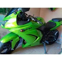 Kawasaki Ninja 250 Ex Reformada A R, Impecable, Pide Ruta !!