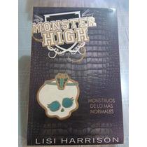Libro Monster High Monstruos De Lo Más Normales