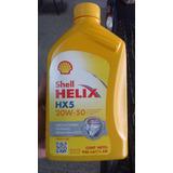 Aceite Mineral 15w40-20w50-25w60 Shell Helix Hx5