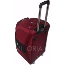 Maleta Viaje Air Milano Grande Con Ruedas Morral De Mano