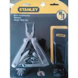 Alicate Multi Herramienta 16 En 1 Stanley Mod. 92-841