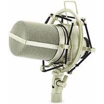 Mxl 990 Microfone C/ Case E Shock P/ Gravacao