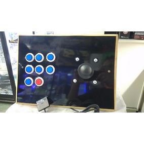 Controle Arcade Mdf 15mm Branca Ou Preta - Somente A Caixa