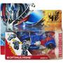 Muñeco Optimus Prime Camión Transformer Robot 15 Cm