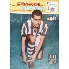 A Gazeta Esportiva Ilustrada Ano Iv Setembro De 1956.