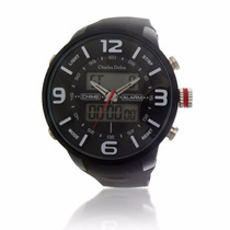 Exclusivo Reloj Charles Delon Analago - Digital
