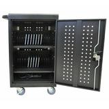 Gabinete Para Almacenamiento Y Carga De 30 Tablets O Laptops