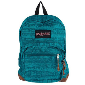 Jansport Right Pack Expressions Mochila (o / S, Español Teal