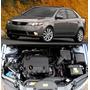 Motor Parcial Kia Cerato Sx3 1.6 11/10 C/ Nota Fiscal, Baixa