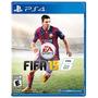 Fifa 15 Para Playstation 4 - Impecable - Fisico No Digital