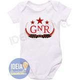 Body Bebê - Infantil Guns N