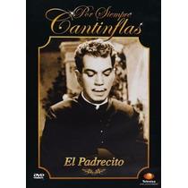 El Padrecito Cantinflas Pelicula Dvd