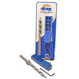 Kit Para Fijación De Maderas Carpinteria Kreg Jig Mini Kit