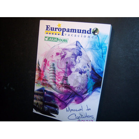 Europamundo . Vacaciones 2012 2013 . Juliá Tours