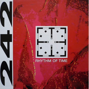 Front 242 - Rhythm Of Time ( Single 12 ) Ebm, Depeche Mode