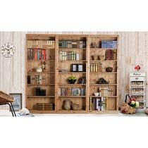 Scandinavian Lifestyle Anita Solid Pine Librero