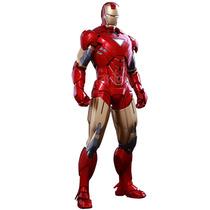 Iron Man Mark Vi (exclusive) - Iron Man 2 - Hot Toys