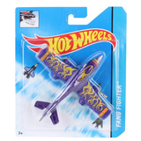 Kit C/ 2 Un. Hot Wheels Aviões Fang Fighter - Mattel