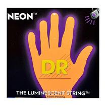 Encordoamento Baixo Neon 4 Cordas 40/100 - Dr Laranja Nob-40