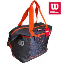 Único!!! Carterón Bolso Urbano Wilson 100% Original!!!