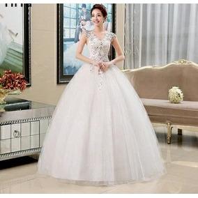Vestido De Noiva Debutante Importado Sob Confecção
