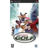 Prostroke Golf (psp) [reino Unido Import] Envío Gratis