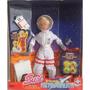 Boneca Antiga Susi Astronauta Estrela Original Coleção